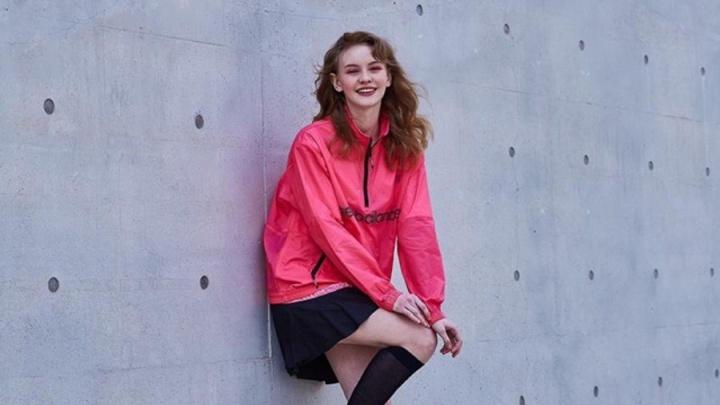 Школьница из Красноярска стала лицом известного спортивного бренда New Balance