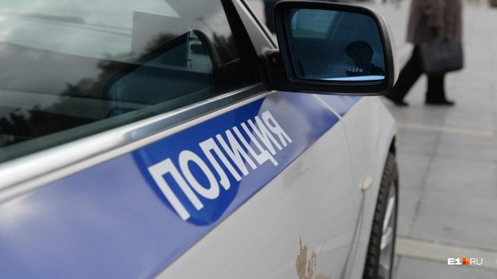 Полицейские поймали наркокурьера, который рассовывал закладки в окрестностях Екатеринбурга