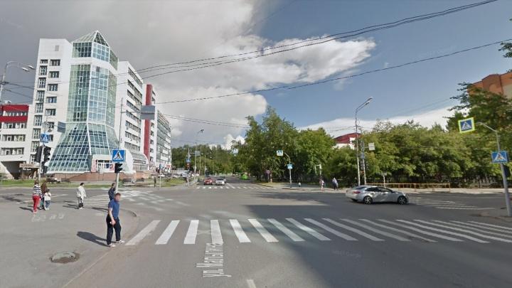 В Тюмени на пять дней перекроют перекресток улиц Малыгина — Холодильная