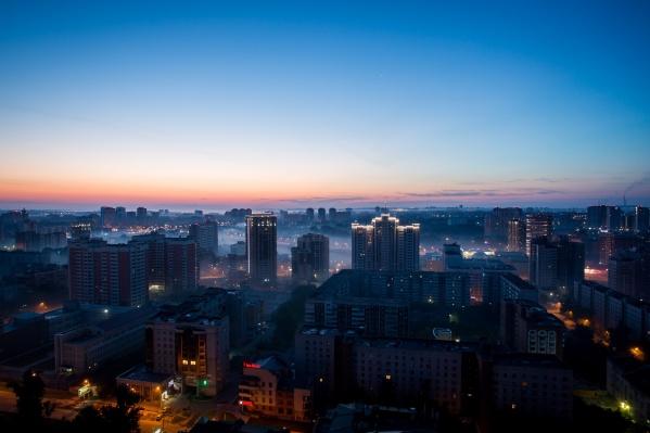 К концу недели ночи в Новосибирске станут холоднее