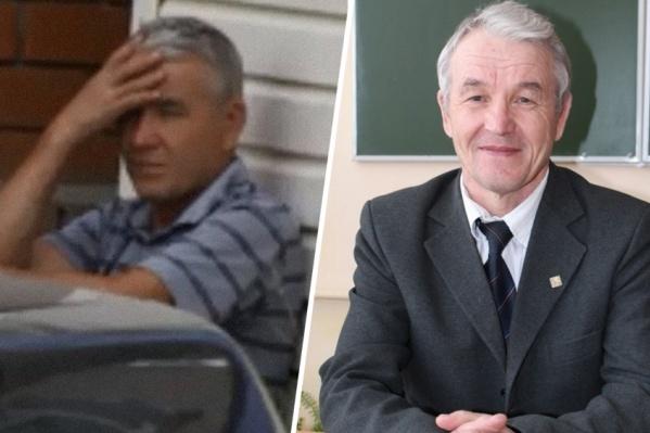 На оперативной фотографии бывшие студенты узнали доцента Стерлитамакского филиала БГУ
