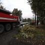 В Тобольске во время пожара погиб 48-летний мужчина