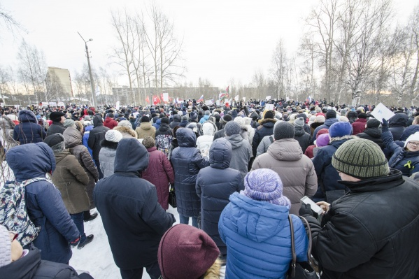 «Главная площадь города для горожан, а не для митингующих», — говорит Игорь Орлов