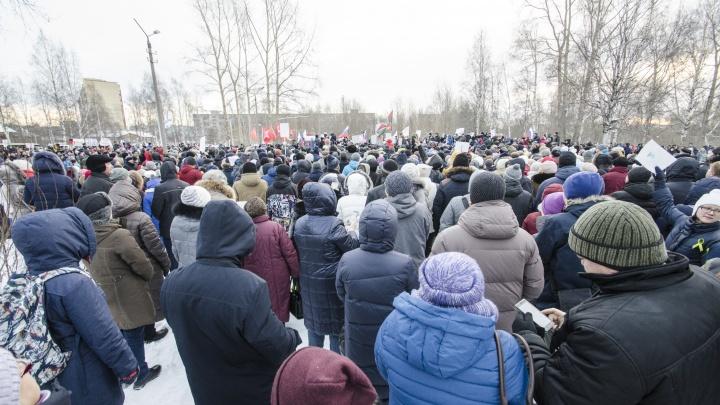 «Занимаетесь разрушением общества»: Игорь Орлов о том, почему митинги в центре — так себе идея