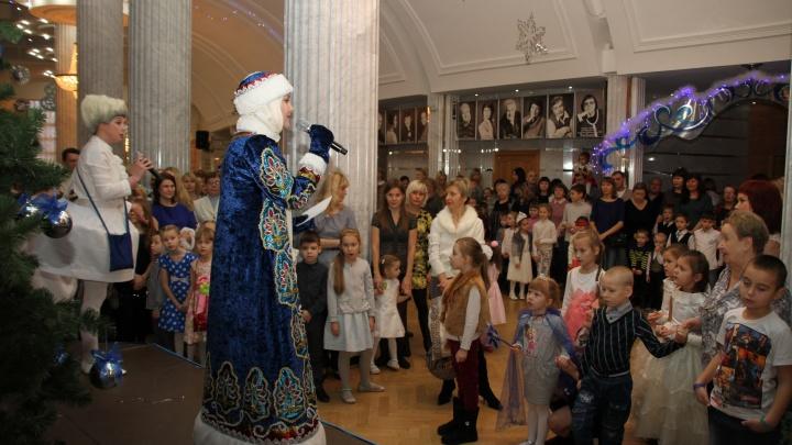 Новая «Золушка», Царь Салтан в «цифре» и поиск невесты: чем к Новому году удивят театры Архангельска