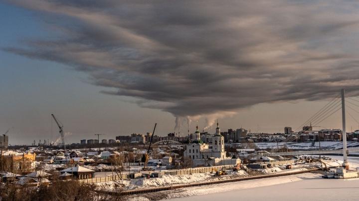 Зима, ты сошла с ума? Краткий, но точный прогноз погоды в Тюмени на весь декабрь
