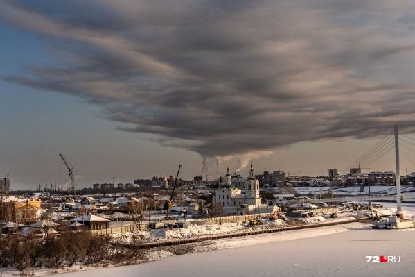 Похолодание в нашем регионе следует ожидать во второй половине декабря