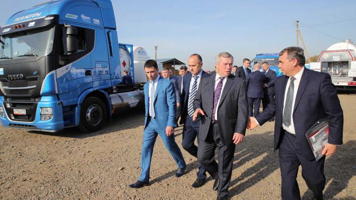 Ростовская область закупит коммунальную технику на газе. Цена вопроса — 3,4 миллиарда рублей