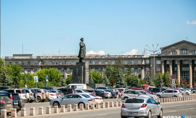 Составлен топ-5 самых массовых памятников в Красноярском крае