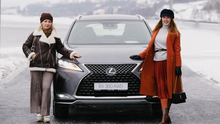В Перми прошла презентация обновленных Lexus RX и GX в формате бранча