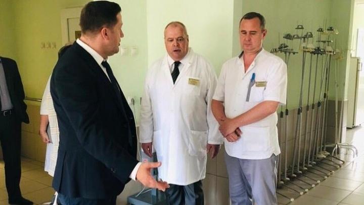 Пенсионерок помоют: глава самарского Минздрава сделал внушение руководству гериатрической больницы