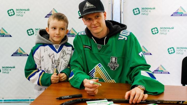 Метсолу признали лучшим вратарем первой недели КХЛ