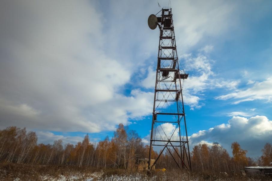 Воры выбирали станции связи в сельской местности