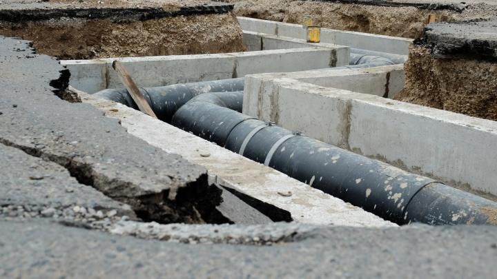В Кунгуре более 300 человек из-за аварии остались в мороз без отопления