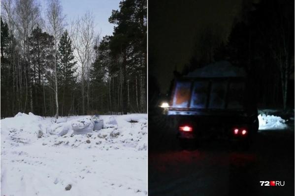 Приехали, навалили снега и мусора, уехали, а отвечать кто будет?