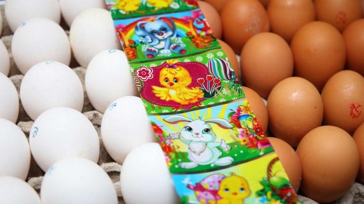 Неделя до Пасхи: куда идти за фермерскими яйцами, свежим мясом и деревенским молоком