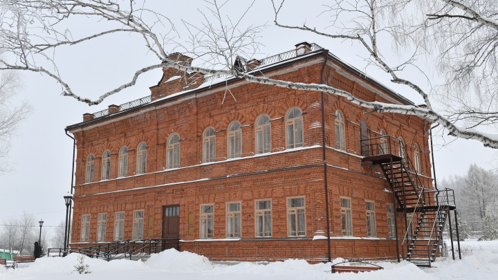 В Уинском округе Пермского края памятник архитектуры XIX века получил вторую жизнь