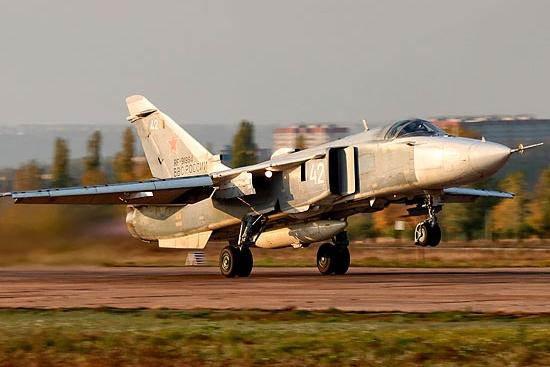 Авиация нанесла более 100 ракетно-бомбовых ударов