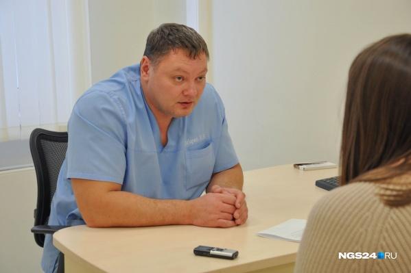 Опытный хирург Иван Табарин рассказывает, что рак почки стали выявлять чаще благодаря большому распространению кабинетов УЗИ