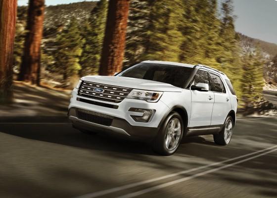 Новинка ноября: новый Ford Explorer показывает технологическую мощь