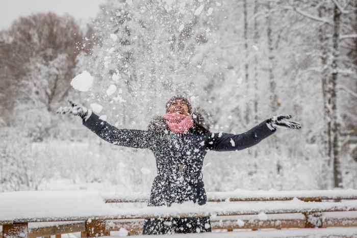 В ближайшие дни Новосибирскую область ждут метели и резкие перепады температуры