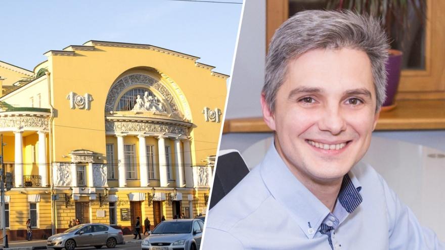 Четыре месяца этого ждал: директором Волковского театра стал Айрат Тухватуллин