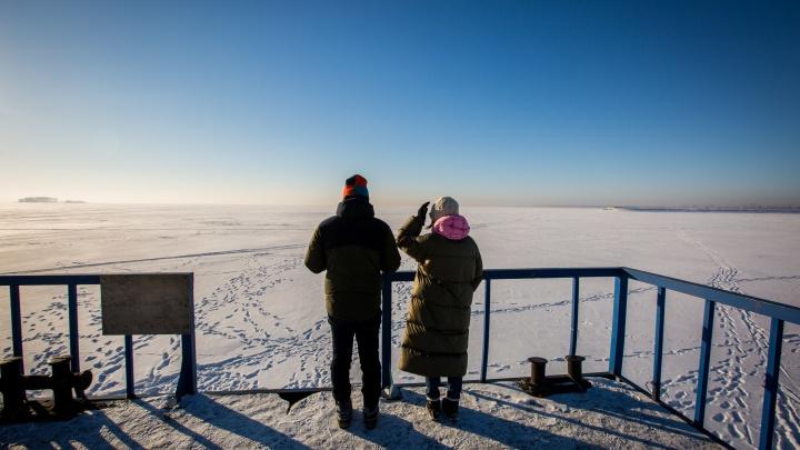 «Как будто на другой планете!»: звёзды итальянского кино прогулялись по Новосибирску