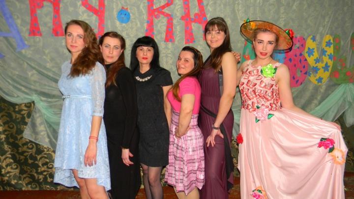 Сшили костюмы и приготовили блюда: в Прикамье выбрали самую красивую заключенную