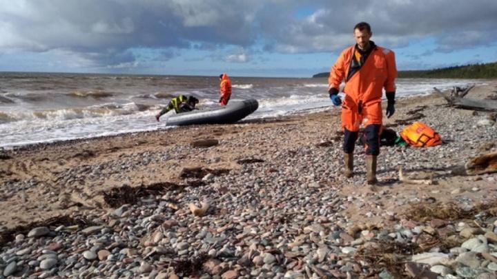 В Белом море пропали рыбаки — спасатели развернули поисковую операцию