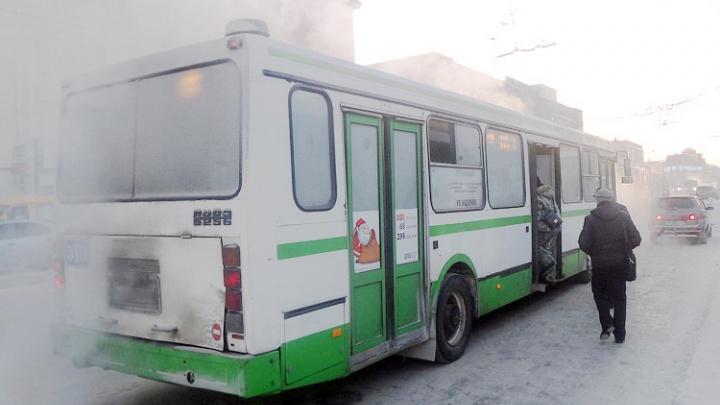 Автобусы № 115 и № 124 стали ездить до ж/д вокзала