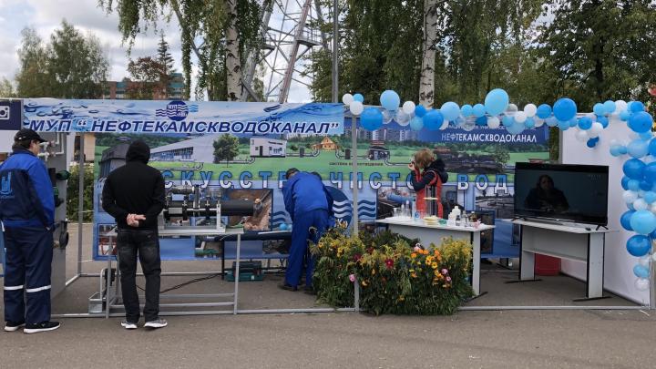 В Башкирии ради строительства «завода смерти» перенесут водозабор целого города