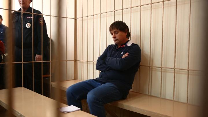 Суд отправил замдиректора клиники Мешалкина в СИЗО