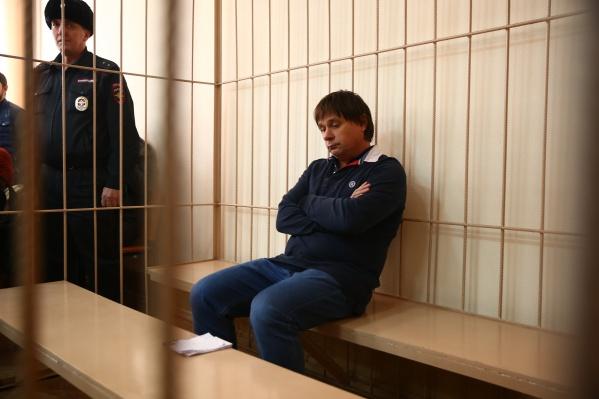 Евгений Покушалов был задержан на рабочем месте в среду, 20 февраля