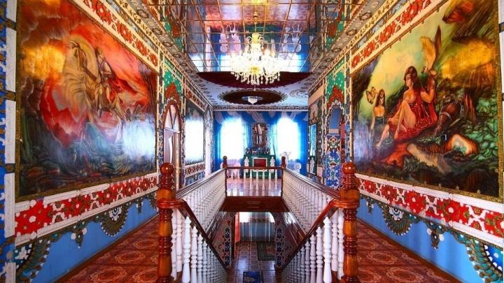 От деревянной избушки до дворца Махараджи: выбираем коттедж, в котором можно встретить Новый год