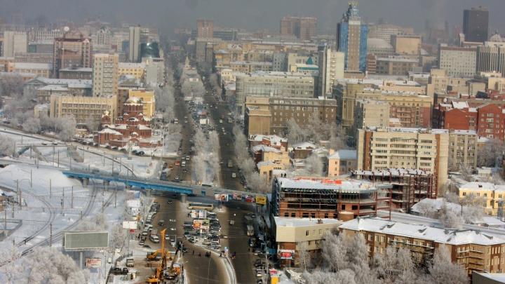#Новосибирск5летназад: каким был город в 2013 году