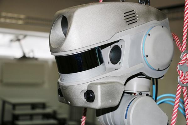 Южноуральский андроид готовится к покорению космоса