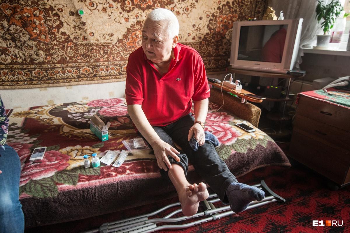 «Маме говорили, что я доживу только до 18 лет»: история екатеринбуржца с гемофилией