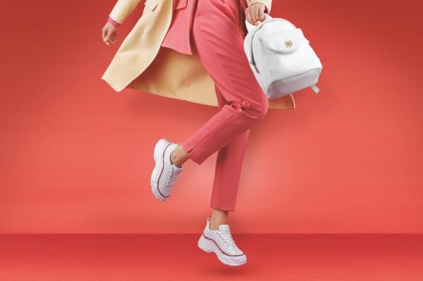 Потрясающе красивая и удобная обувь уже есть в каждом магазине сети