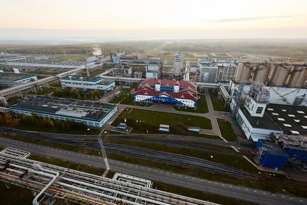 Специалисты «ПОЛИЭФ» приступили к проекту реконструкции запасного резервуара для сточных вод