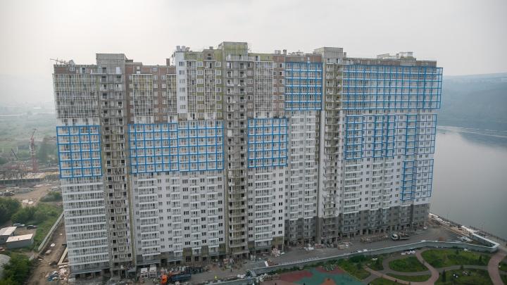В скандальном микрорайоне Тихие зори сдается второй дом на тысячу квартир
