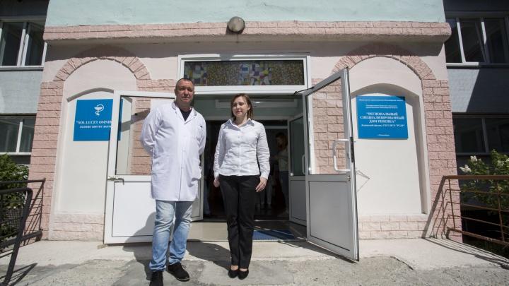 «У нас большие очереди»: на левом берегу открыли бесплатный центр для малышей с нервными болезнями
