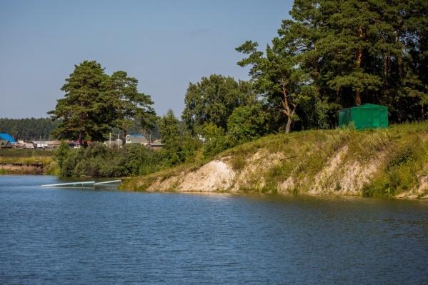 Ребёнок утонул в реке Чик к западу от Новосибирска