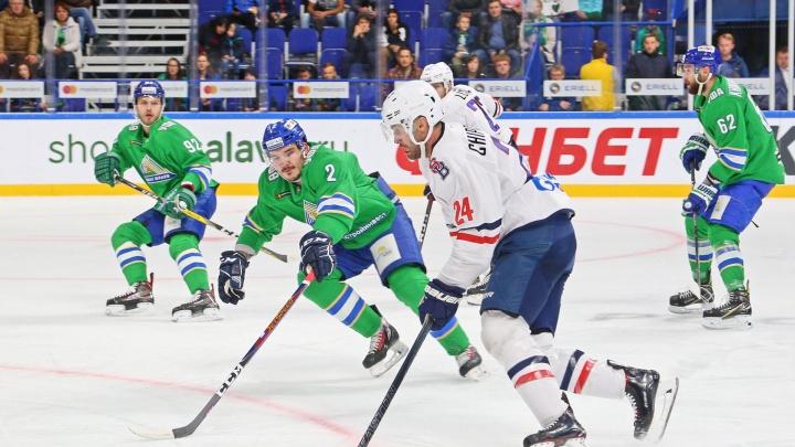 Зелёная машина готова к бою: Салават Юлаев сыграет с Омским «Авангардом» на льду «Уфа-Арены»