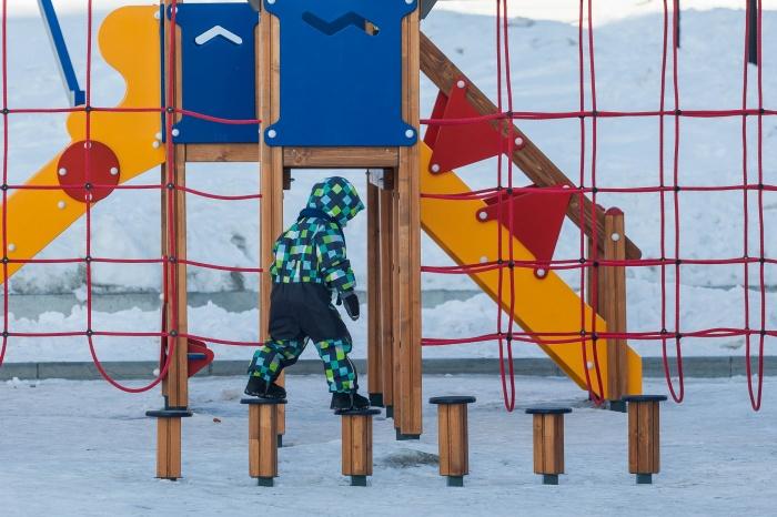 Двор занимает важное место в процессе социализации ребенка