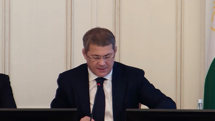 Радий Хабиров извинился за свою несдержанность