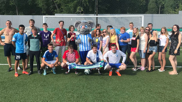 Помогут на матчах: «Крылья Советов» открыли набор волонтеров