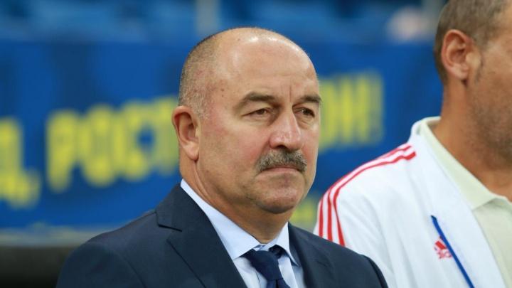 Черчесов похвалил болельщиков после матча на «Ростов Арене»