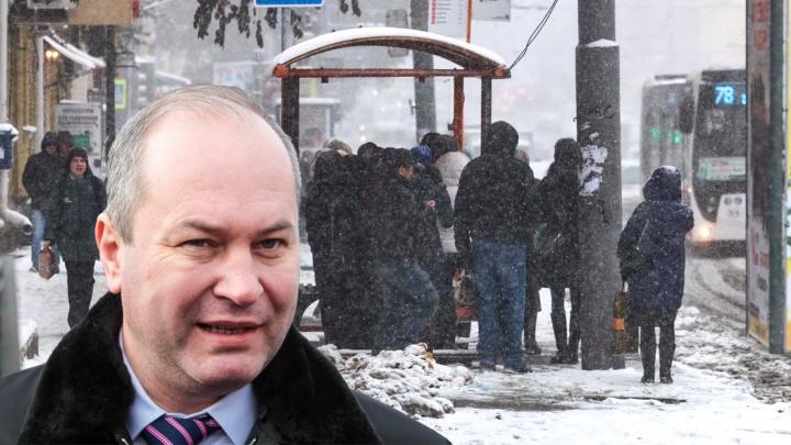 Виталий Кушнарев утверждает, что на улицах Ростова стало больше автобусов