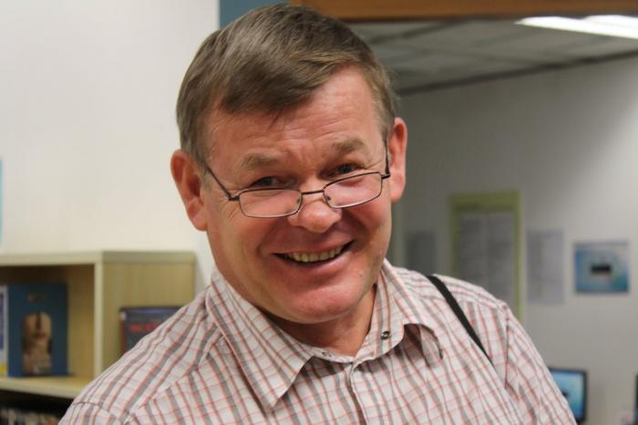 Сергей Князев,проректор УрФУ по учебной работе