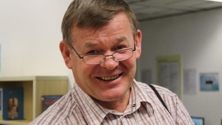Проректор УрФУ Сергей Князев: «Увлеченные дети смогут добиться высоких результатов»